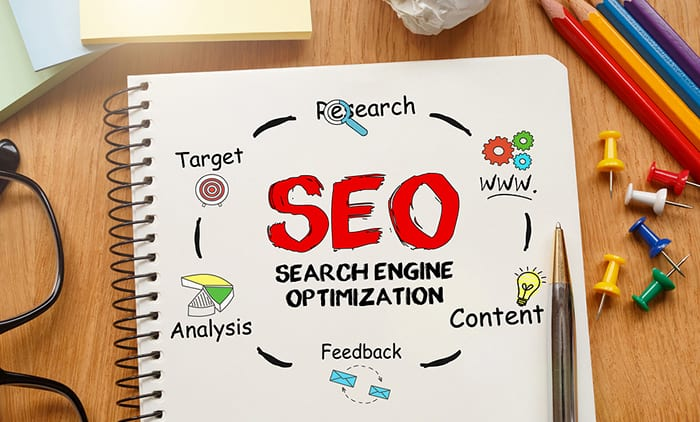 Drawing and nots About Seo